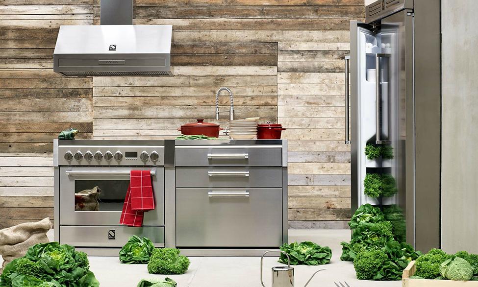 Groene Wandtegels Keuken : Groene keuken finest landelijke klassieke groene keuken met