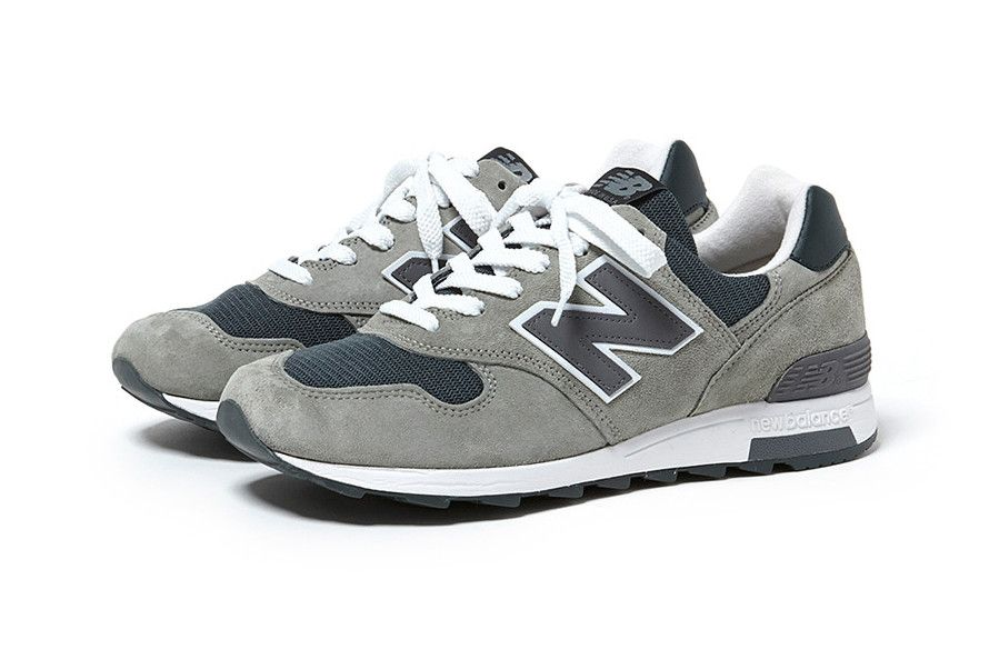 This Latest New Balance M1400 Contrasts Shades of Gray en 2020