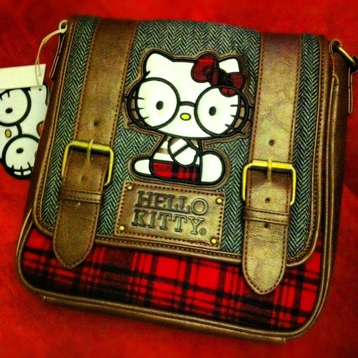 dc37f4f09947 New nerd Hello Kitty bag from Loungefly and like OMG! get some yourself  some pawtastic