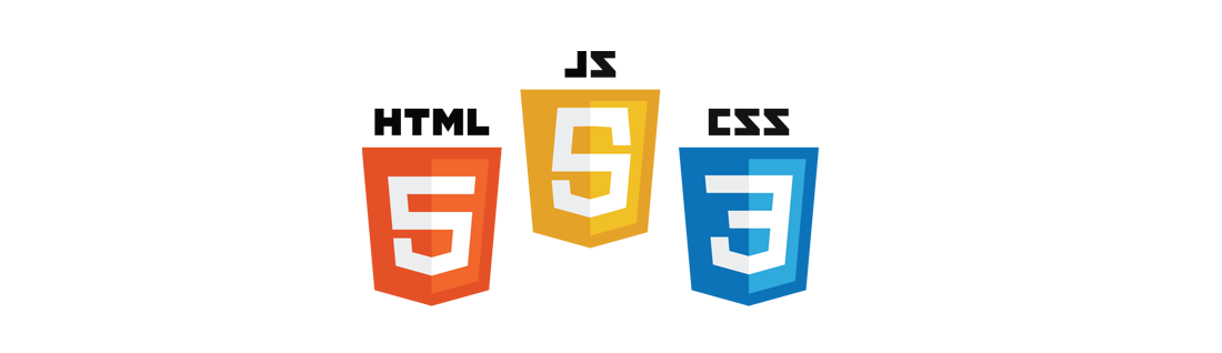 Web designing using HTML5, CSS3 and JS