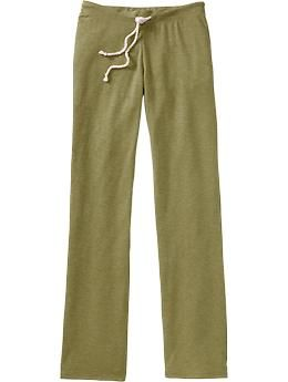 Women's Terry Lounge Pants | Old Navy