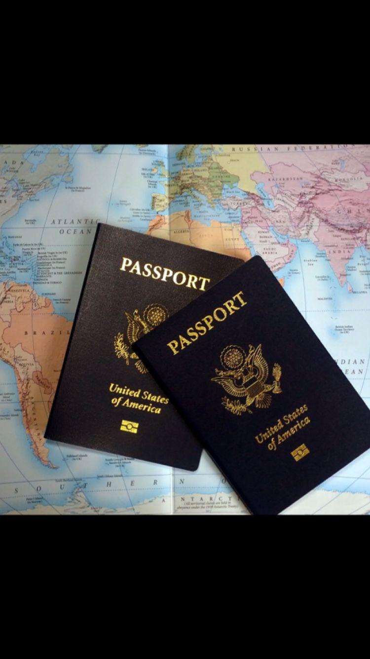 Consiga Un Pasaporte Passport Ocean The Unit