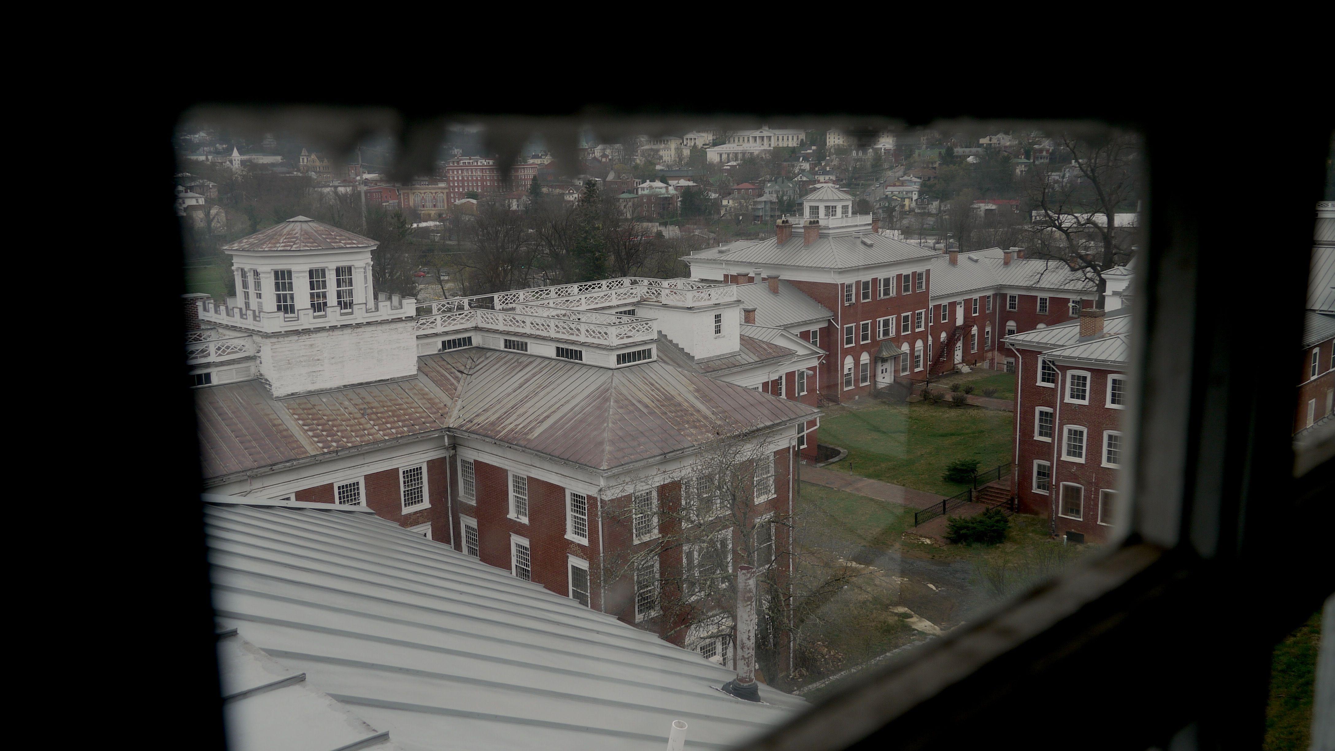 Western State Lunatic Asylum Staunton, Virginia Asylum