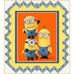 Complete Quilt Kit Minions.