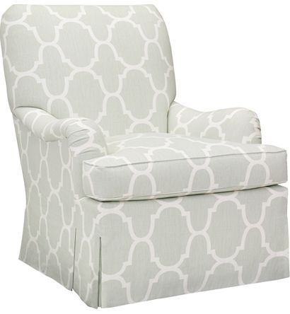 Silhouettes English Arm Chair from the Silhouettes collection by Hickory Chair Furniture Co.  Love!!!