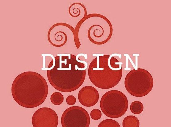 Design.  Beso de Vino.