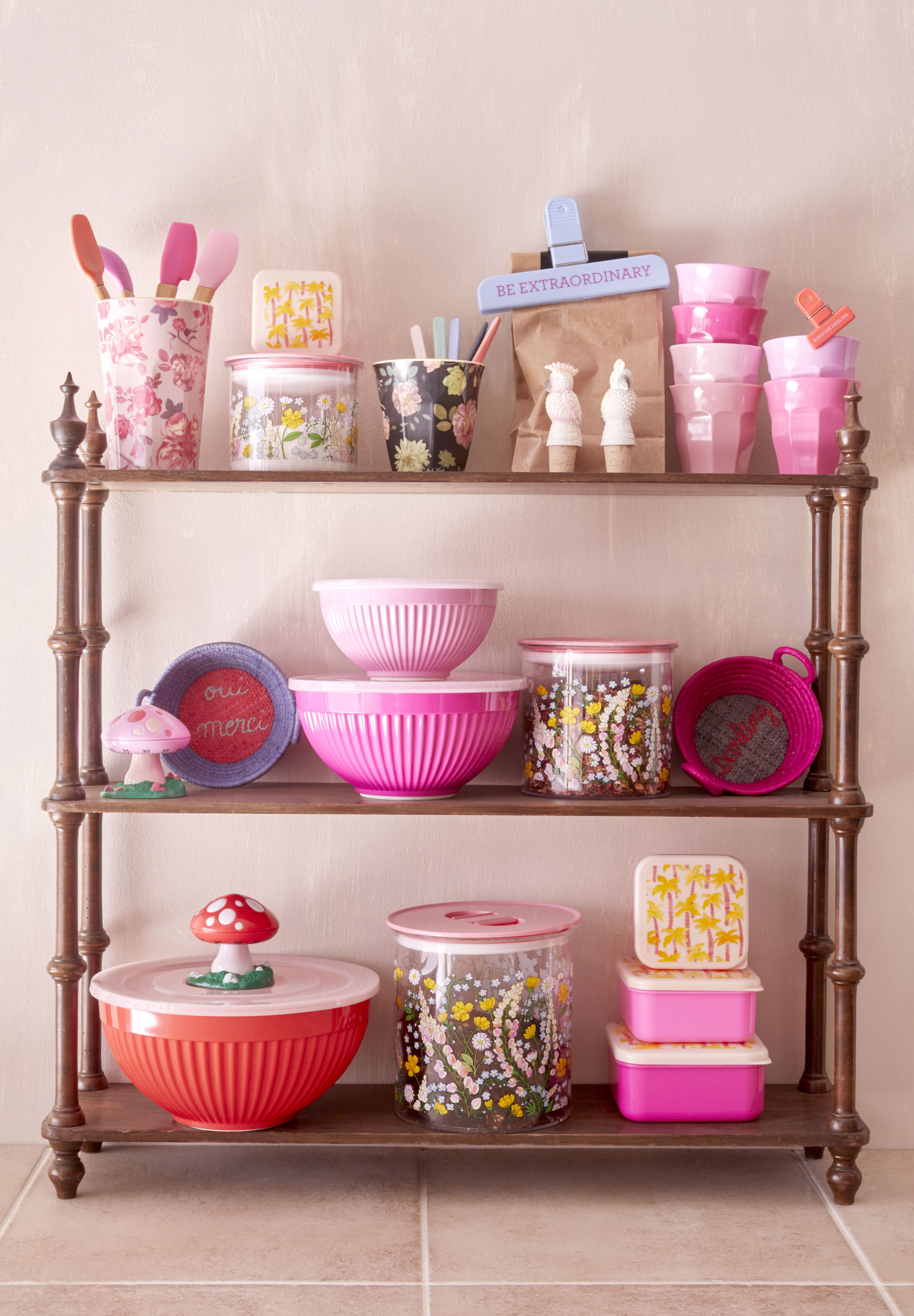 Colorful Kitchen Supplies: Fun, Colorful, Functional -SS19