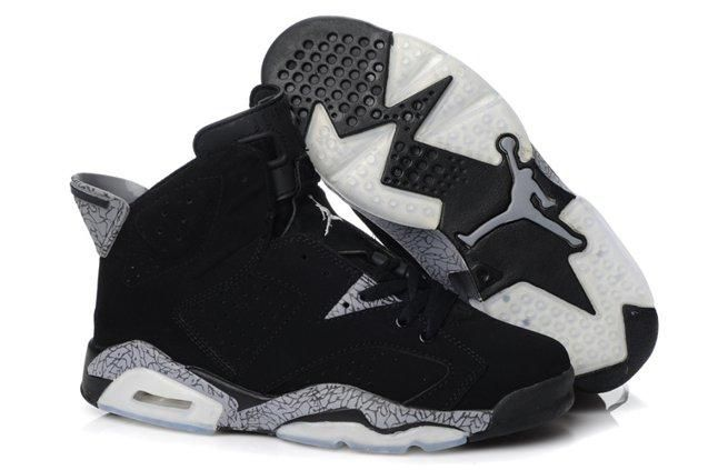 2012 New Air Jordan 6 VI Retro Mens Shoes Leopard Black Online Buy