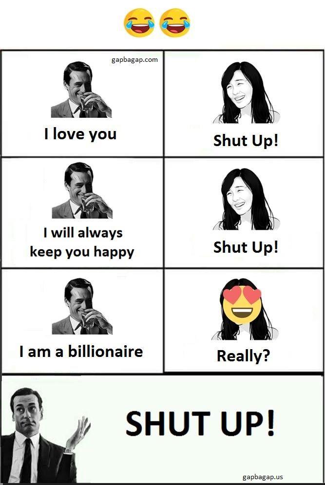 Funny Meme About Women Vs Money Funny Memes About Girls Funny Memes Funny Jokes