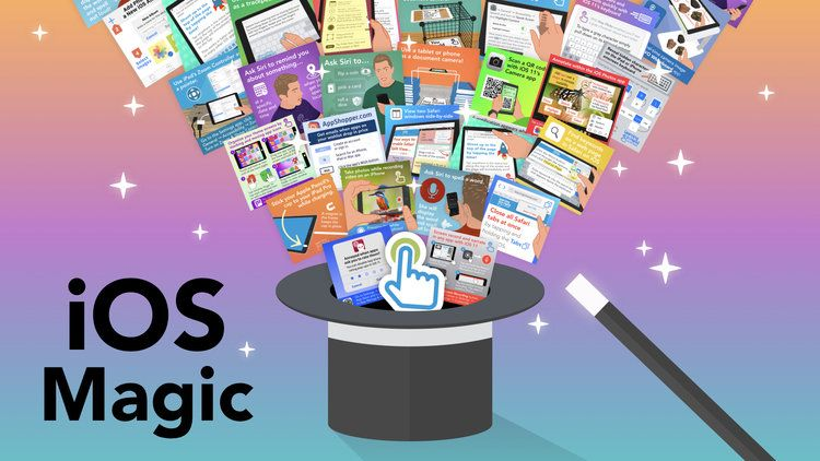 iOS Magic iPad and iPhone Tricks Revealed (With images