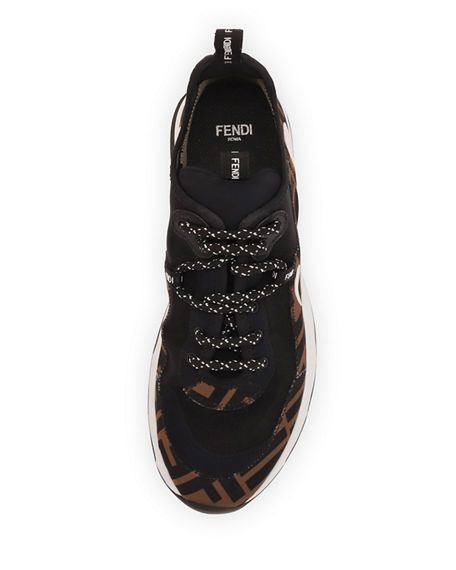 Image 4 of 5  Freedom FF Patchwork Sneakers  4f5058a67e7f1