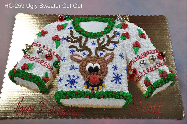 29 best Jumper cake ideas images on Pinterest | Christmas cakes ...