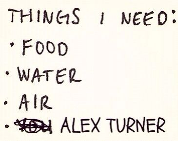 Things I need...... ummmm ¬.¬