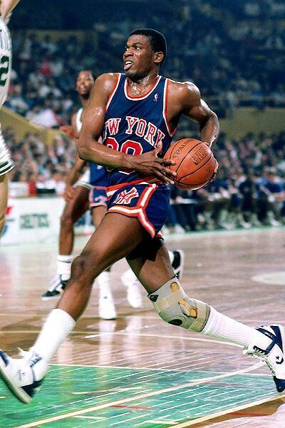 740ea7d1b229 Bernard King - New York Knicks