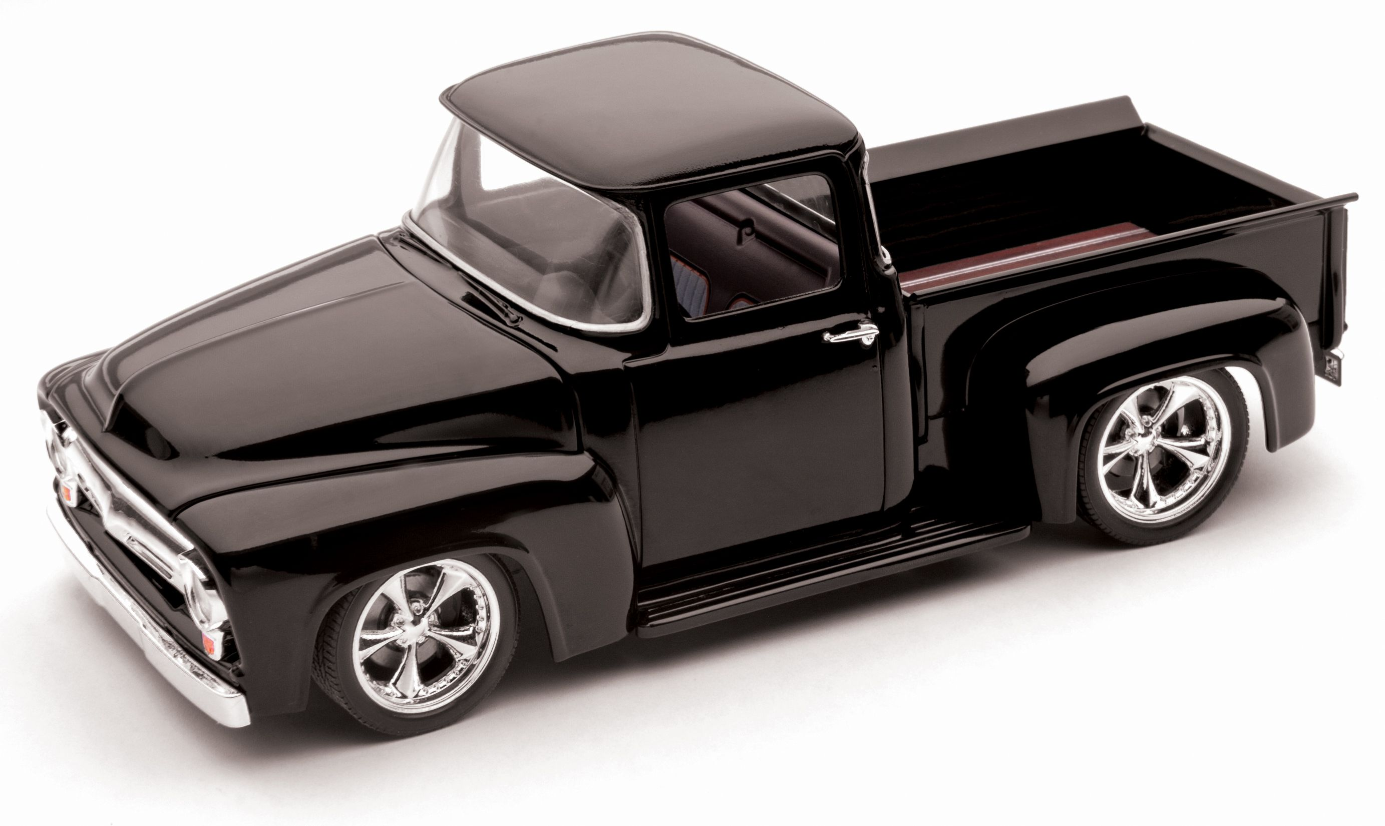 Chip Foose Design Ford Fd 100 Pickup From Revell 1 25 Scale