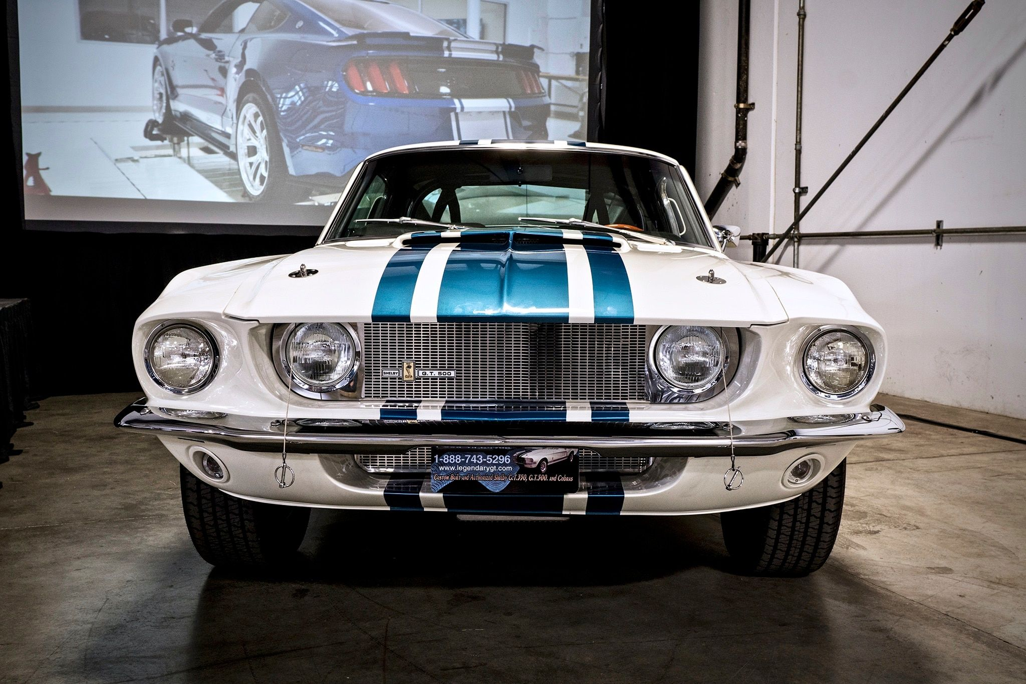 1967 Ford Shelby GT500 Super Snake is Back