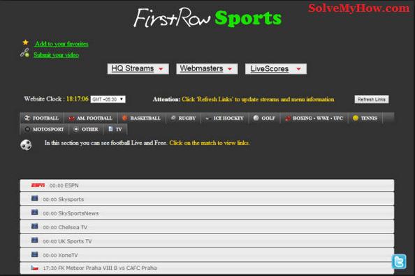 Best football streaming sites uk free