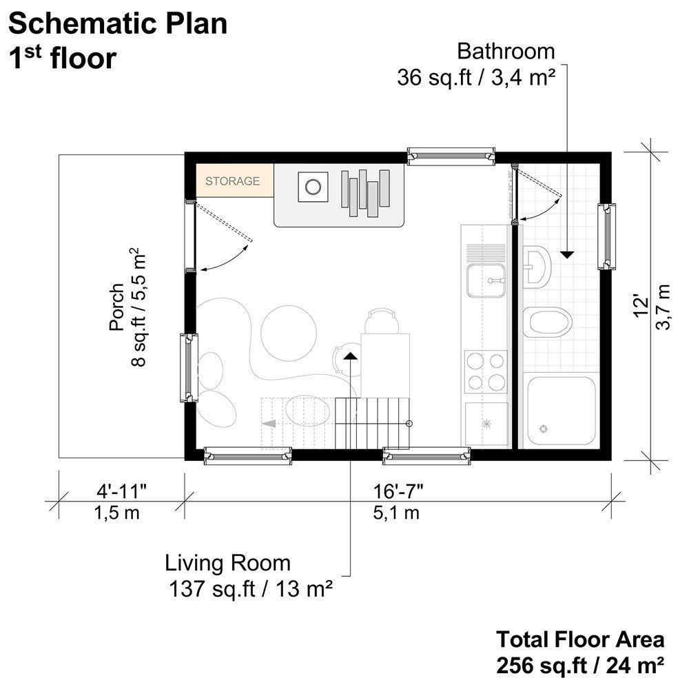 1 bedroom cottage plans shirley  cottage plan cottage