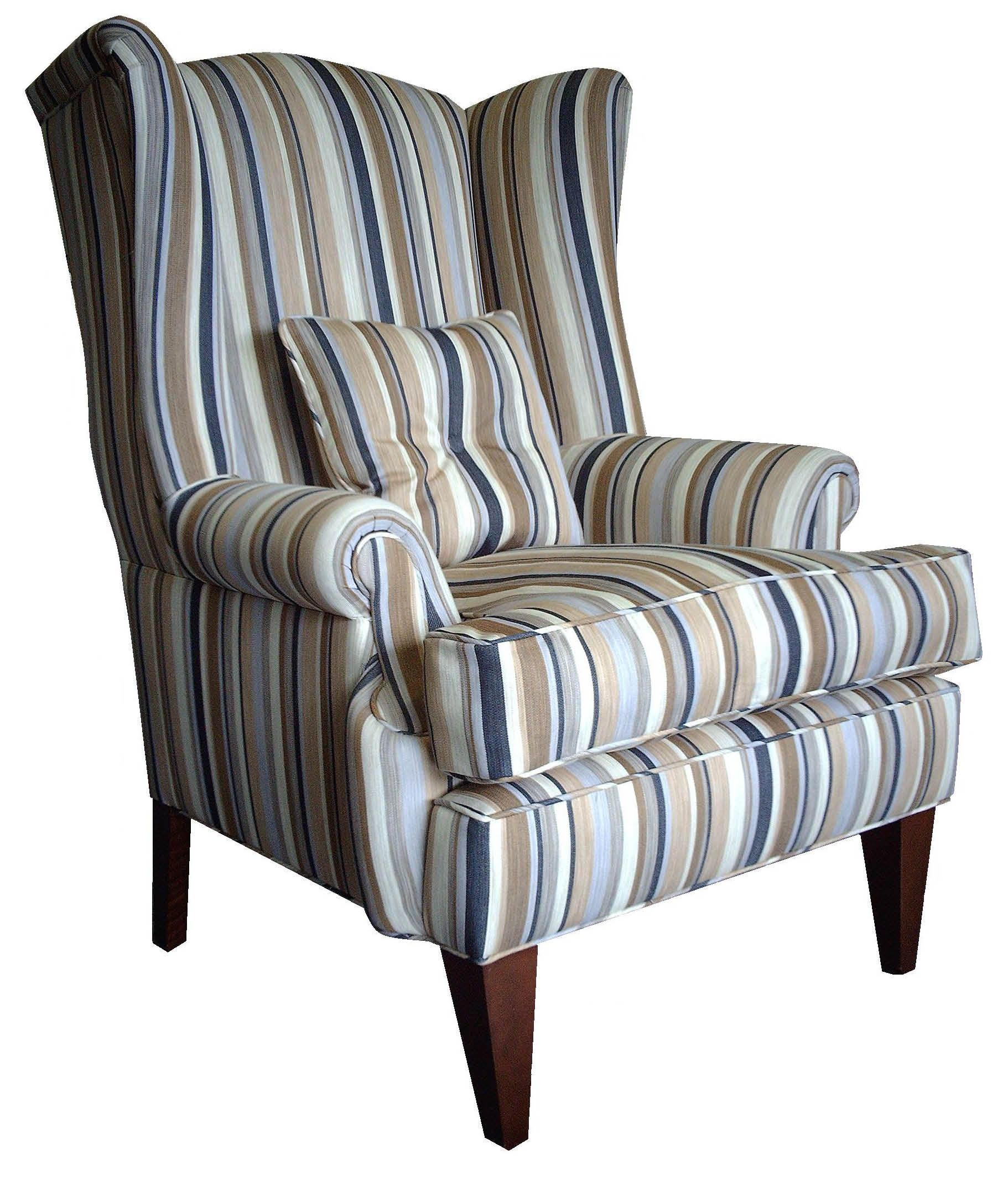 Accent Chairs Melbourne Ss Wing Chair By Cavalier Upholstered Furniture Highest