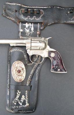 US Marshal Wyatt Earp's Colt .45 (1848-1929)
