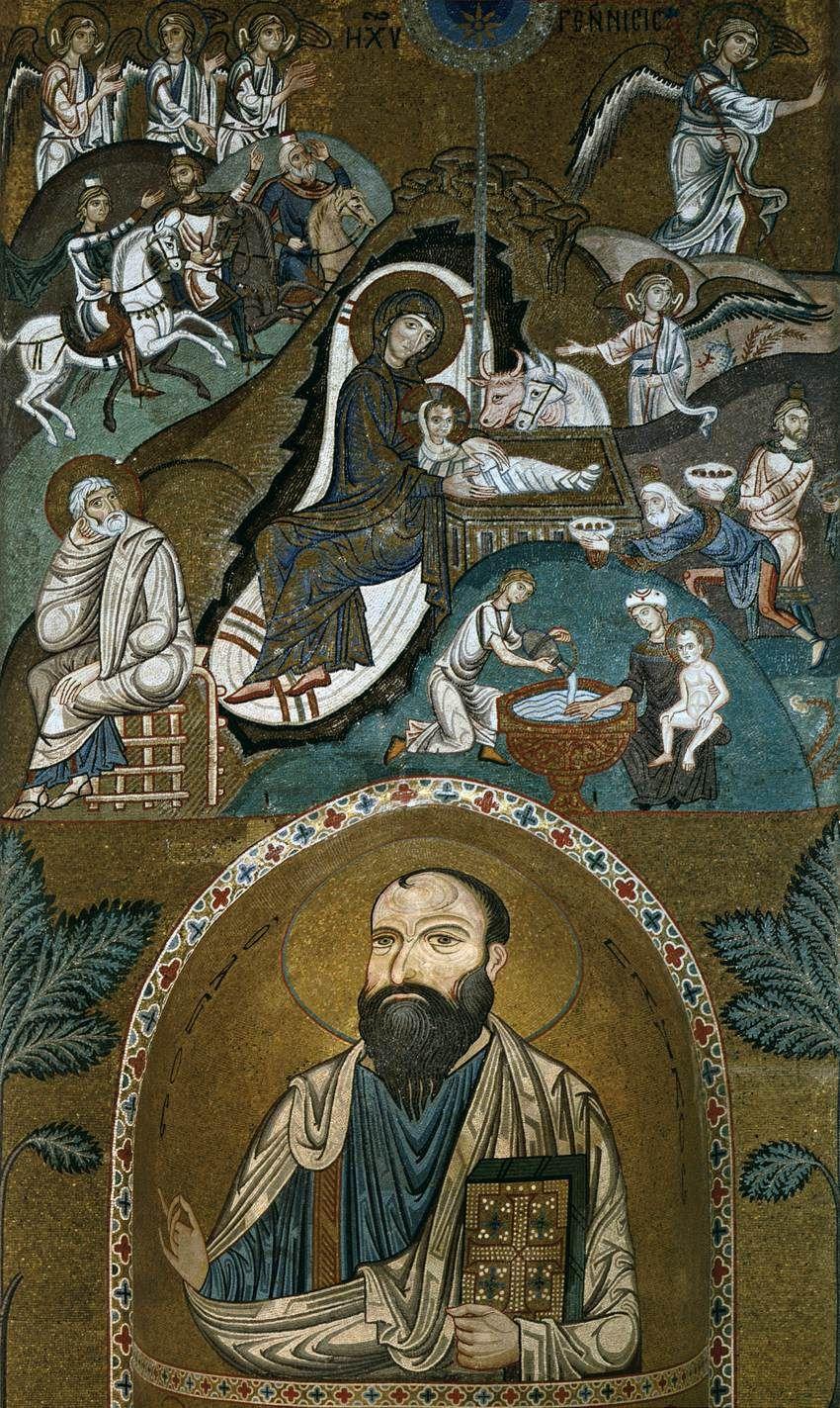 cappella palatina mosaics - Hledat Googlem