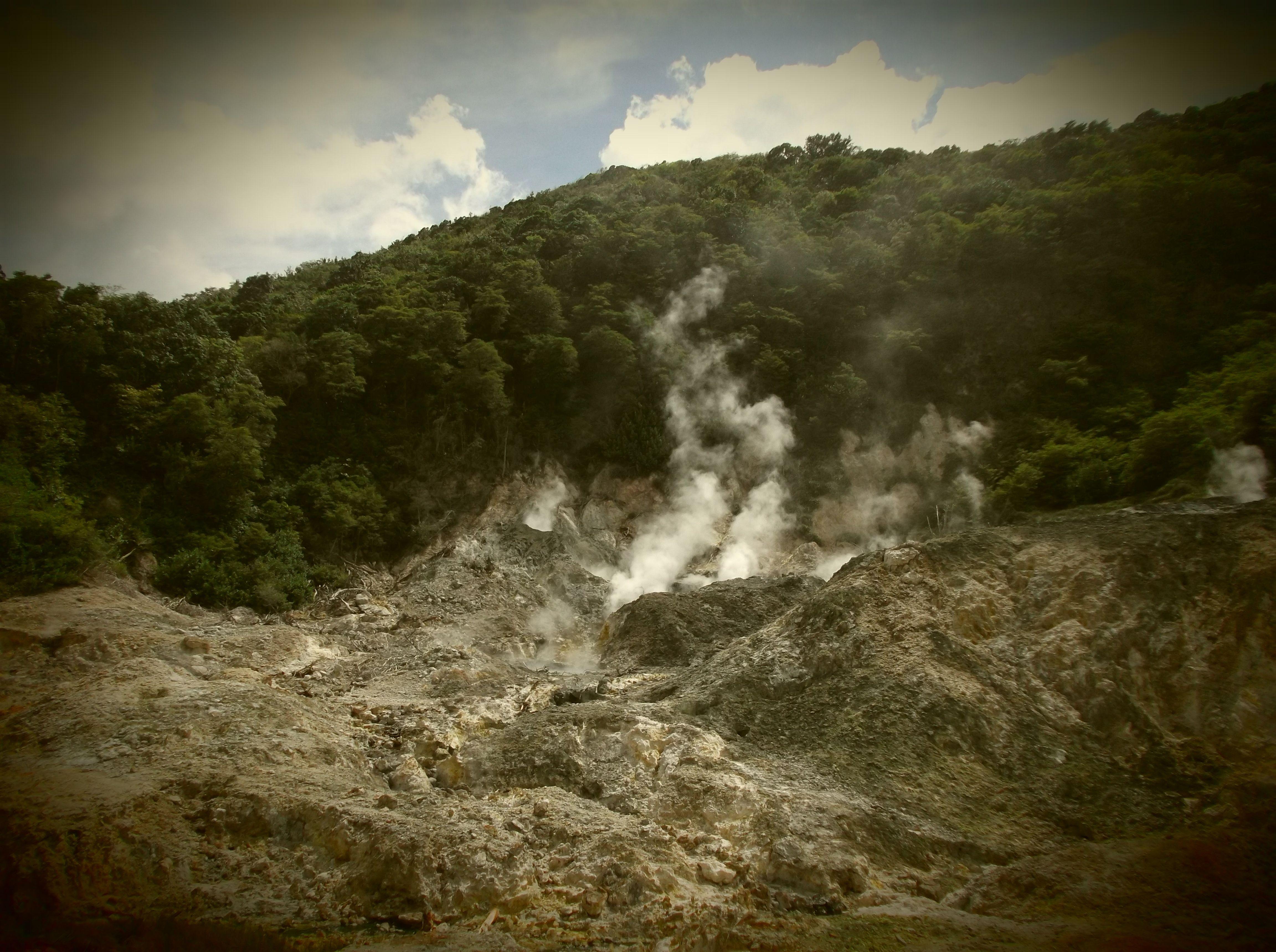 Volcano Springs