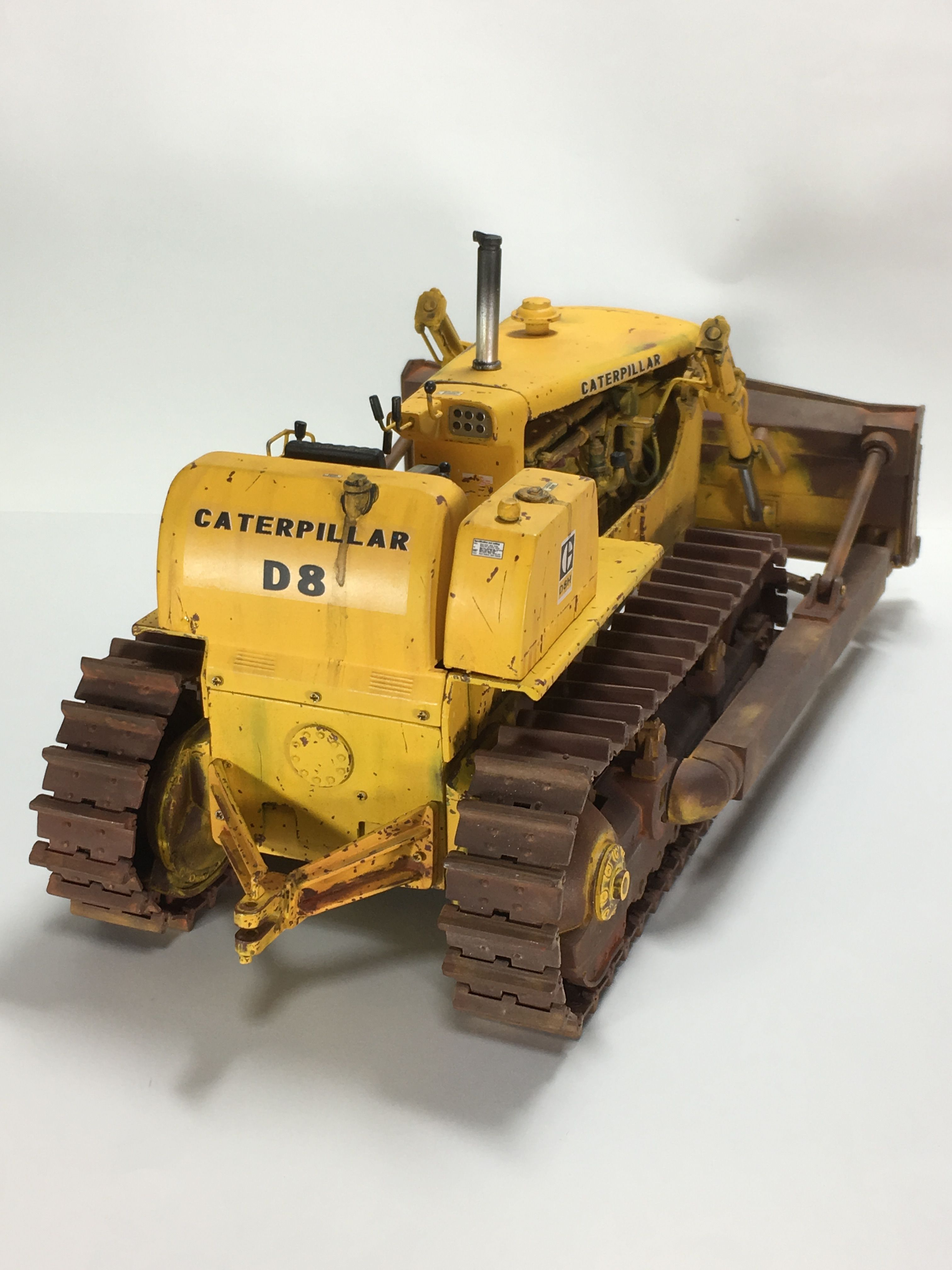 Pin by Mico Equipment on Classic Dozers | Caterpillar