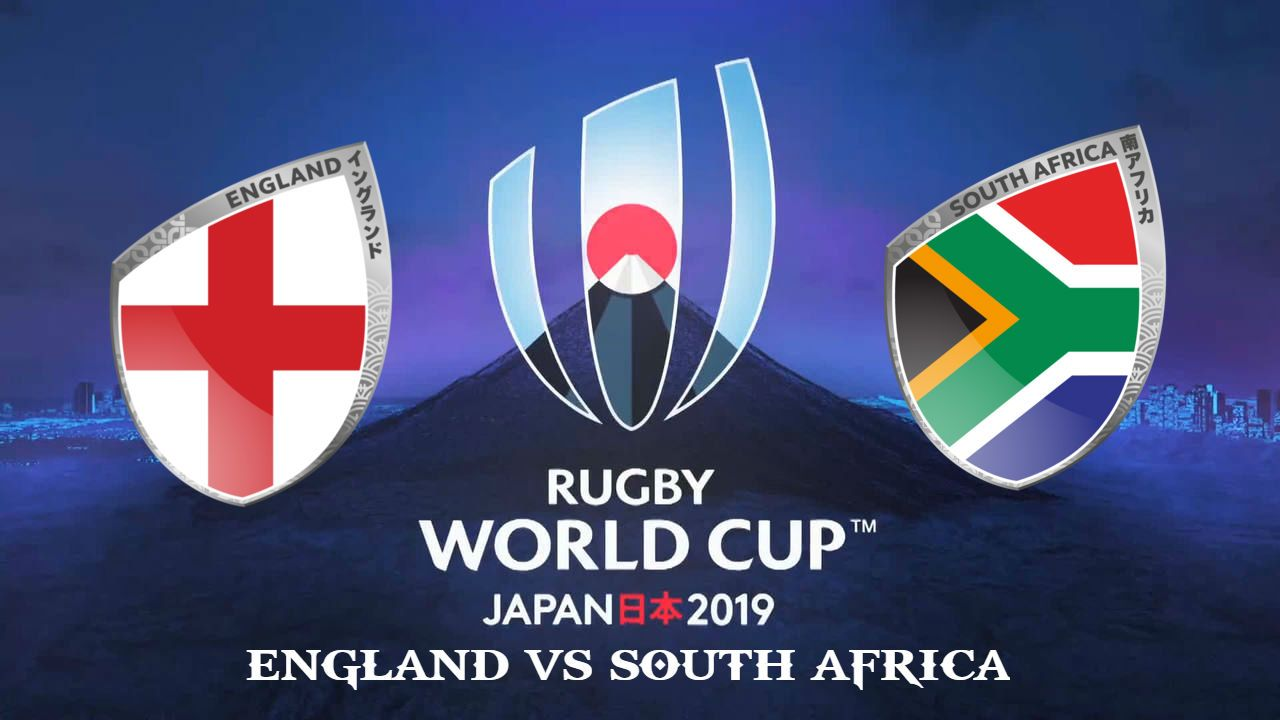 England Vs South Africa Rugby World Cup 2019 South Africa Rugby Rugby World Cup England V South Africa