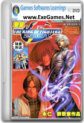 The King of Fighters 2001 Free Download PC Game Full