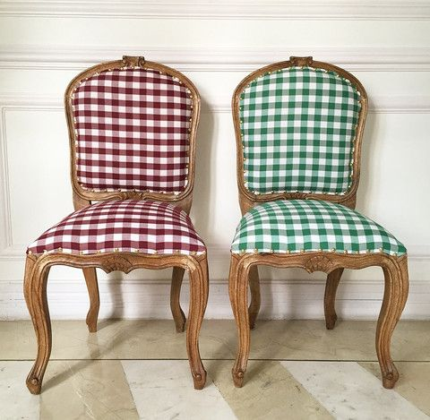 Chair Of Franglais Style Chair Upholstered Chairs French Chairs