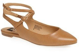 BC Footwear 'Gimme' Flat on shopstyle.co.uk