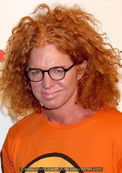 Carrot Top Before