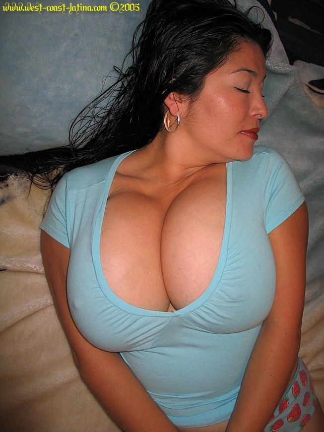 Join told West coast latina tits like