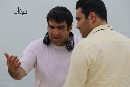پوریا پورسرخ و بهادر اسدی کارگردان سریال ریکاوری Mens Tops Polo Shirt Mens Polo