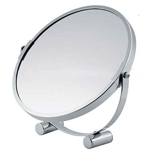Fresh YN Mone Bathroom Circular Women Beauty Makeup Cosmetic Mirror Magnifying Double sided Make up Idea - Cool magnifying makeup mirror For Your Plan