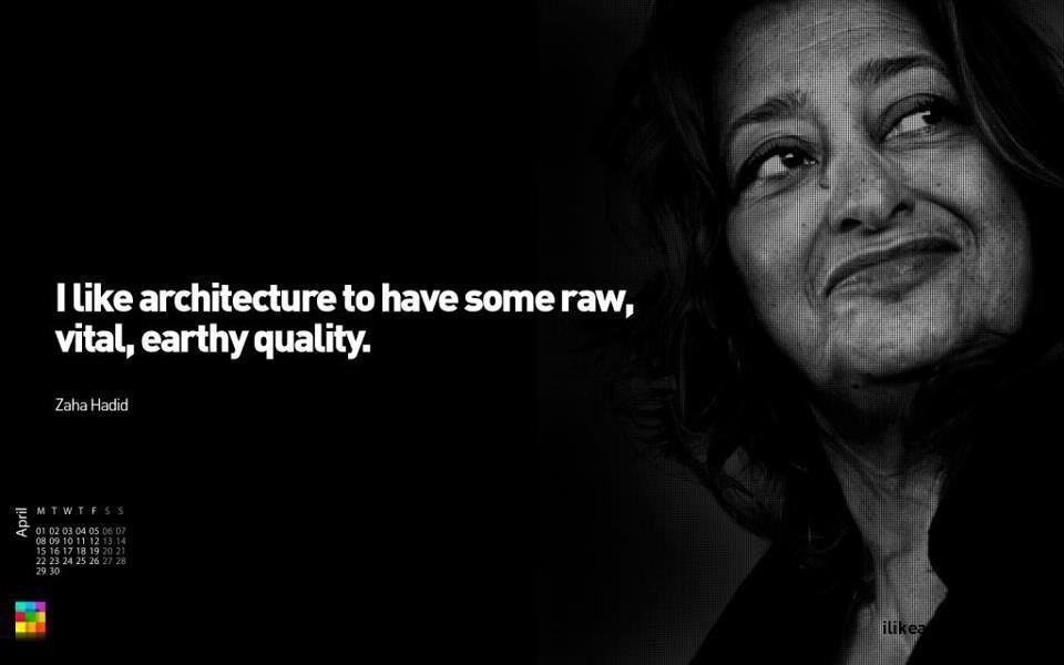 Zaha Hadid image by Quantum Health of Fort Worth Zaha