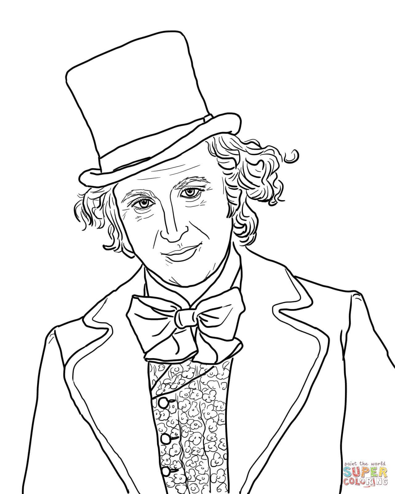 Pin On Willy Wonka