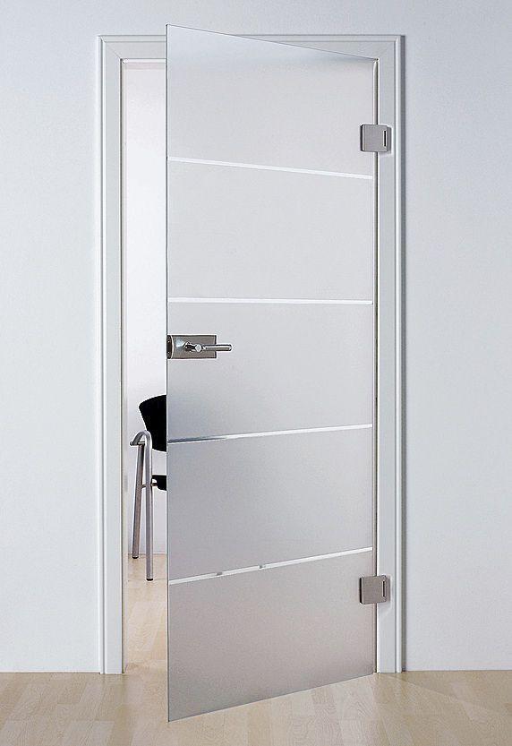 Puerta abatible vidrio buscar con google decoraci n - Puertas de vidrio para interiores ...