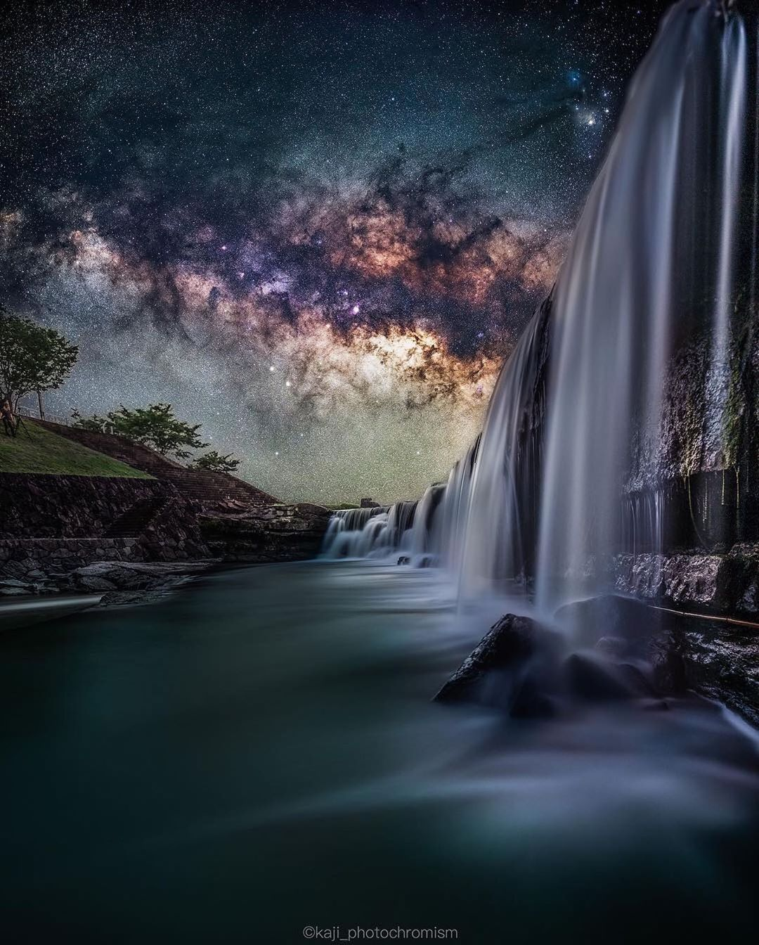 By Kaji Photochromism Jaw Dropping Feature Night Skies Calming Pictures Beautiful Nature