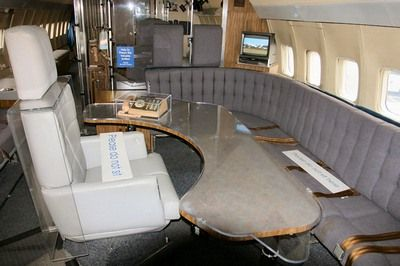 Air Force One (interior) | Luxury Jets | Luxury jets ...