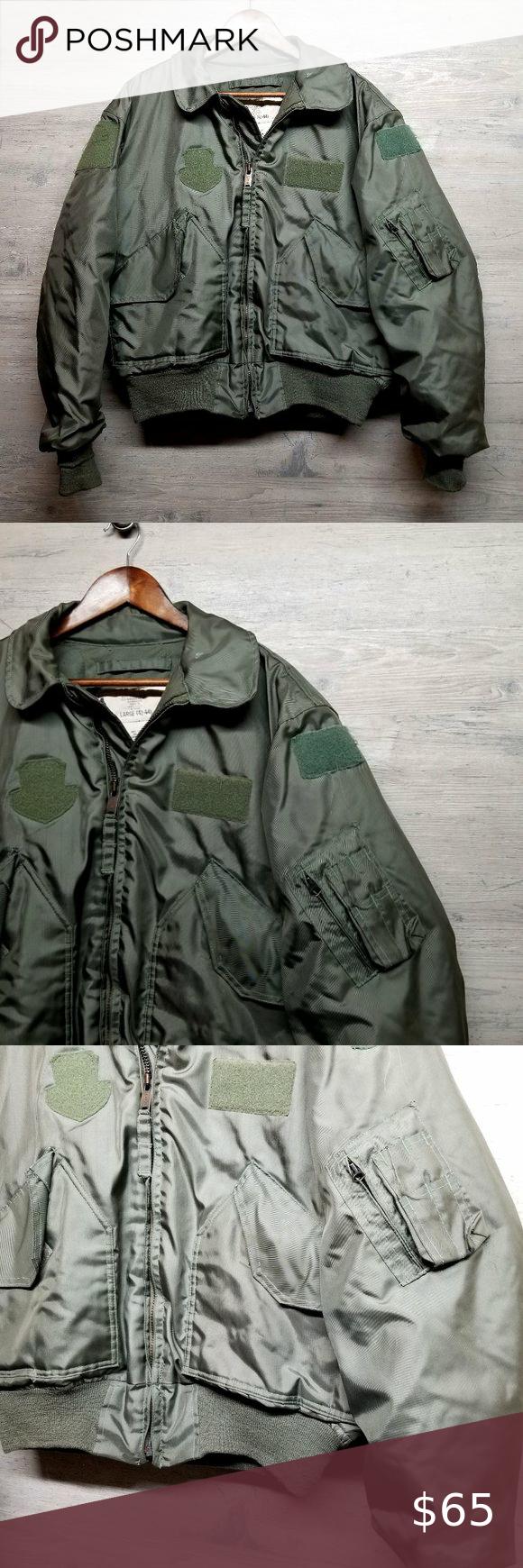 Vintage M1 Bomber Jacket. Genuine Military Surplus in 2020