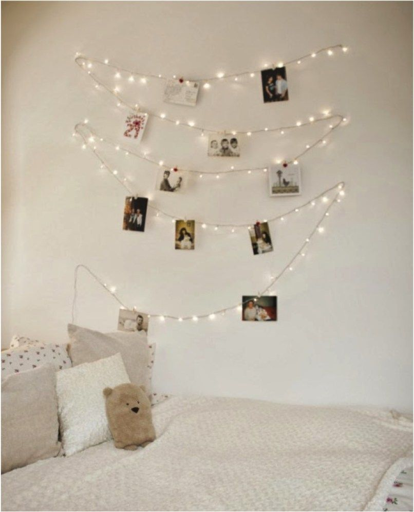5 Ways To Decorate With Fairy Lights Diy Home Decor Your Diy Family Fairy Lights Bedroom Warm White Fairy Lights White Fairy Lights