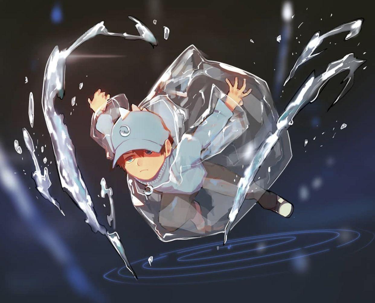 Ghim của Himebami Yumeria trên boboiboy anime trong 2020