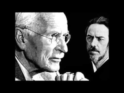 Alan Watts: A Critique of Carl Jung - Seeing Through the Game - YouTube