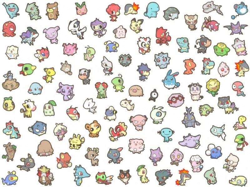 Fondo De Pantalla Para Tablet: Pokemon