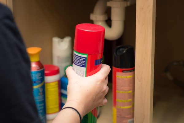 How To Get Rid Of A Mildew Smell Under A Sink Amp Dishwasher