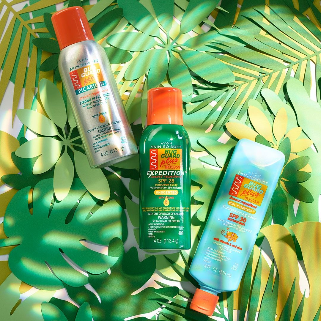 Online Brochure By Skin So Soft Best Mosquito Repellent Avon