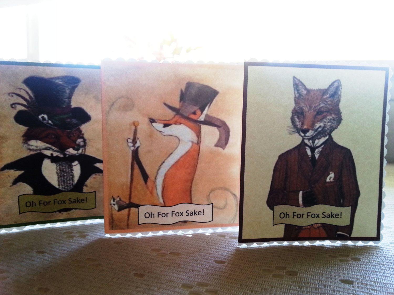 Print at home do it yourself diy fox mini gift cards oh for fox print at home do it yourself diy fox mini gift cards oh solutioingenieria Images