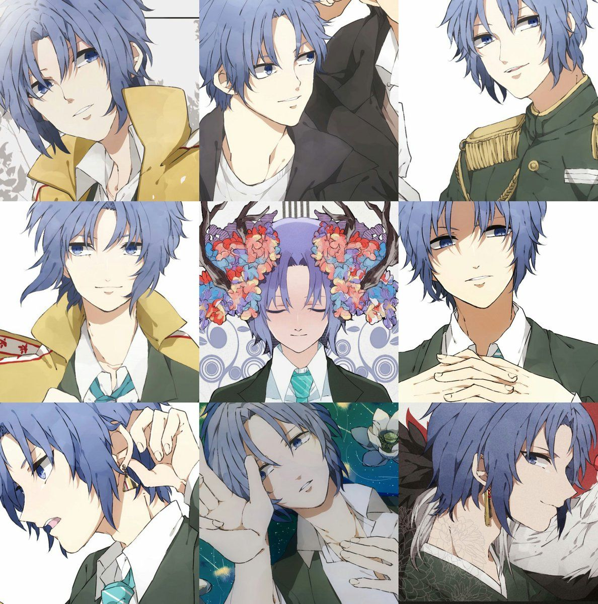 Yukimura テニプリ, テニスの王子様, 王子様