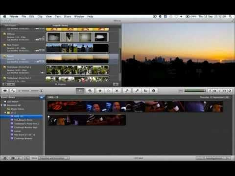 ▷ iMovie Tutorial- How to Use IMovie as a Beginner - YouTube